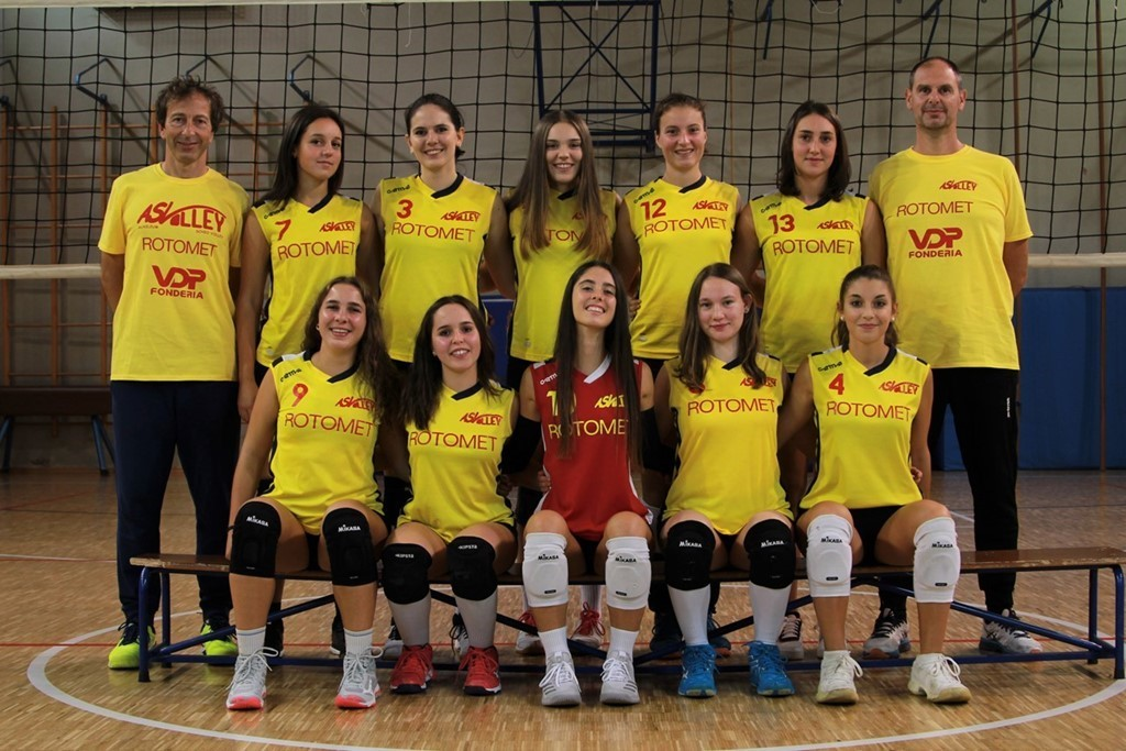 AS Volley U18 Santorso