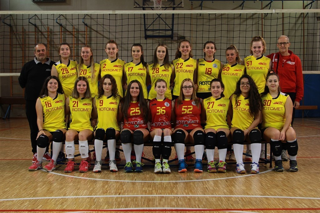 AS Volley Rotomet 3 Div.