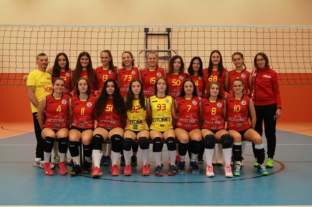 AS Volley Rotomet 2 Div.