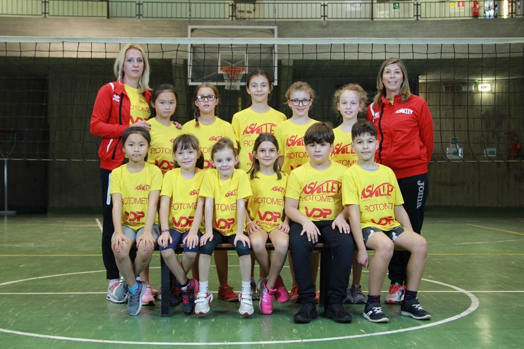AS Volley MiniVolley Auxilium